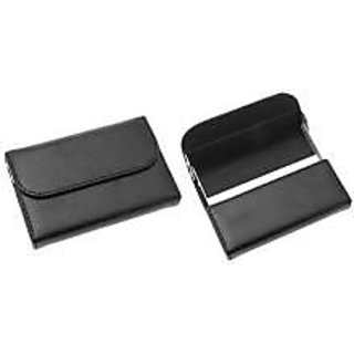 Buy Leather Business/credit Card Holder  Get FRIENDSHIP KEYCHAIN FREE