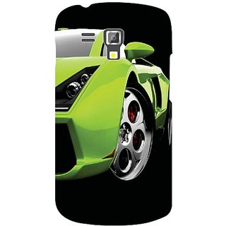 Samsung Galaxy S Duos 7582 green car