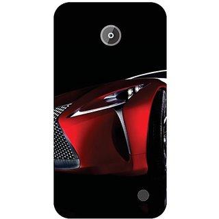 Nokia Lumia 630 at drive