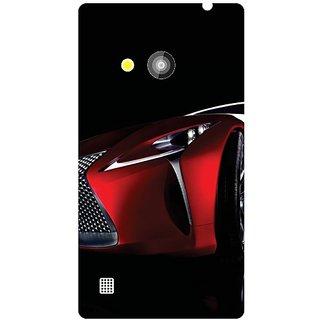 Nokia Lumia 720 at drive