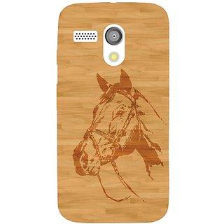 Motorola Moto G horse