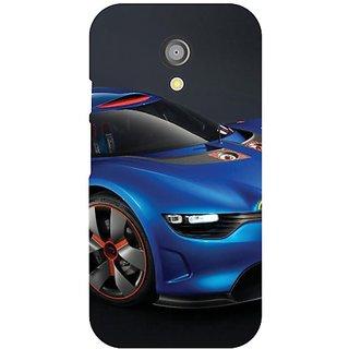 Motorola Moto G (2nd Gen) luxury car