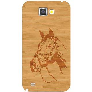 Samsung Galaxy Note 2 N7100 horse