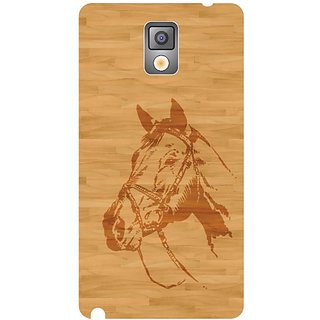 Samsung Galaxy Note 3 N9000 horse