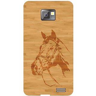 Samsung I9100 Galaxy S2 horse