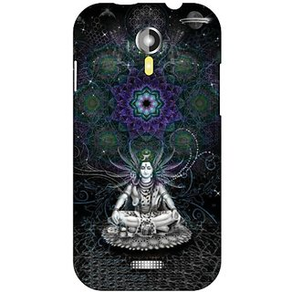 Micromax A117 Canvas Magnus meditation