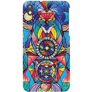 HTC Desire 816G modern art