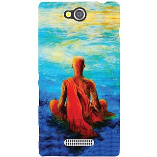 Sony Xperia C Spirituality