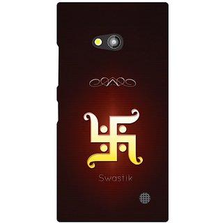 Nokia Lumia 730 sign
