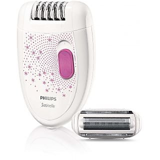 Philips HP6419/02 Epilator White