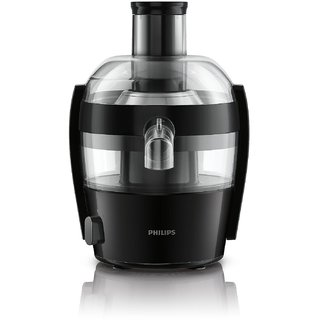 Philips HR1832 Viva Collection Juicer (Black)