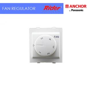 Anchor Rider Fan Step Regulator Mega Eme 100W White (02 Pcs)