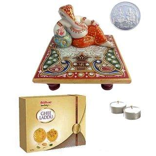 Arrangement Designing Ganesh Chowki