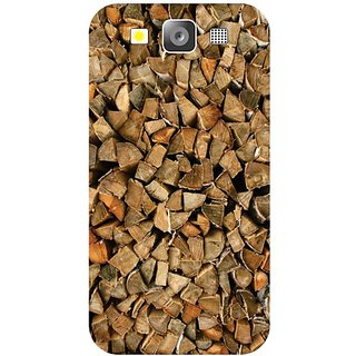Samsung I9300 Galaxy S3 wooden chunks