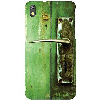 HTC Desire 816G green print