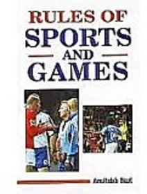 Sport Publication Rules of Games and Sports