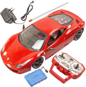 JM 31cm DOOR OPEN RECHARGEABLE Radio Control RC Car Kids Toys Remote Gift - R30