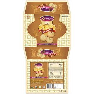 The new Kaju Pista Cookies