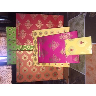Gift bags set of 5 (all different sizes)