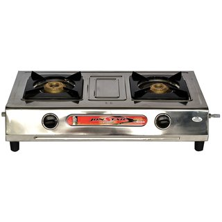 Other Jonstar 2 Burner Stainless Steel Cook Top JS-PB2X