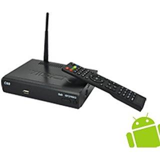 ANDROID DVB-S2 set top box CCcam Vigica C60S Receiver