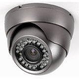 HD Dome IR Color Security CMOS CCTV Camera Security System, Indoor Surveillance