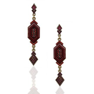 Anuradha Art Stylish Danglers Earrings For Women