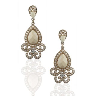 Anuradha Art Artistic Design Earrings For Women