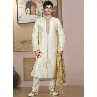 Readymade designed with stone, beads and resham Wedding Dress Comfortable Ethni
