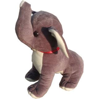 Soft toy Animal elephant 25 cm for kids SE-St-16