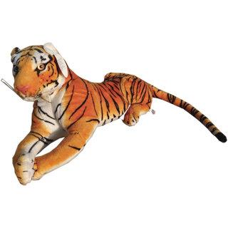Soft toy animal tiger 36 cm for kids SE-St-19