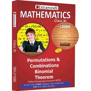 Extraminds Class XI - Maths - Title 6