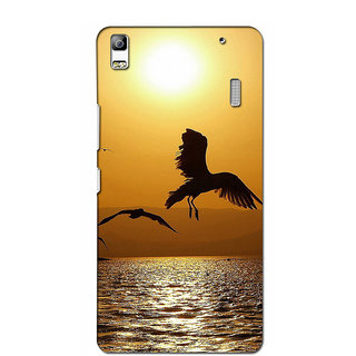 Instyler Premium Digital Printed 3D Back Cover For Lenovo K3 Note 3DLENK3NDS-10098