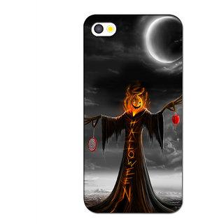 Instyler Premium Digital Printed 3D Back Cover For Apple I Phone 5 3DIP5DS-10067