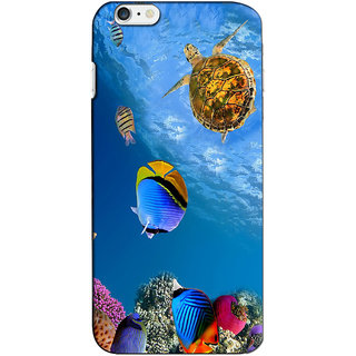 Instyler Premium Digital Printed 3D Back Cover For Apple I Phone 6 Plus 3DIP6PDS-10093