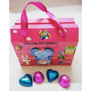 3D Animal Elephant Chocolate Box