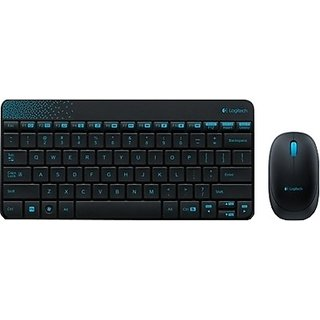 Logitech MK240 Wireless Keyboard and Mouse Combo Keyboards