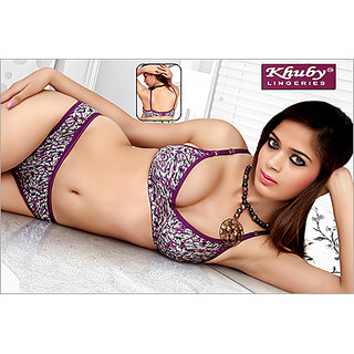 3af8e9c0de Buy Sexy Fancy Bra and Panties Set Online   ₹230 from ShopClues