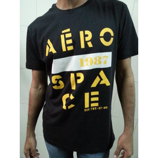 Aerospace 24/7 Men Round Neck T-shirt