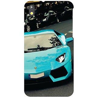 HTC Desire 816 Blue Car