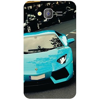 Samsung Grand 2 Blue Car