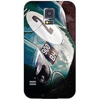 Samsung Galaxy S5 Number Plate