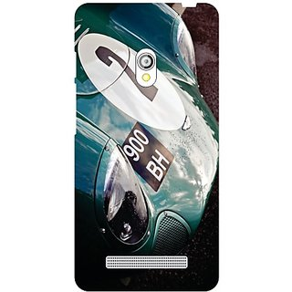 Asus Zenfone 5 Number Plate