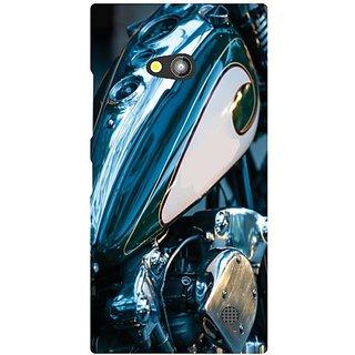 Nokia Lumia 730 Flash Light