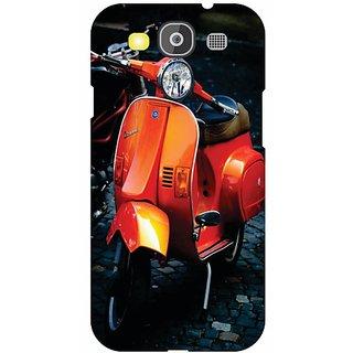 Samsung Galaxy S3 Neo Orange
