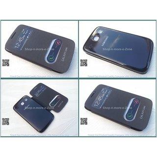 Original Samsung Galaxy Core i8262 i8260 S-View Flip Cover ...