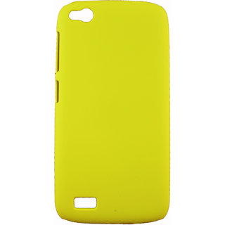 newest collection becd0 1f70d Fcs Rubberiased Hard Back Case Cover For Gionee Elife E3 In Matte  Finish.-Yellow FCSHB-GIONEE-E3-YL