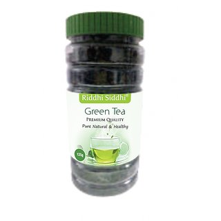 Premium Green Tea 125g Jar - (Set of 2)