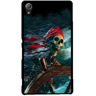 Instyler Digital Printed Back Cover For Sony Xperia Z5SONYZ5DS-10092