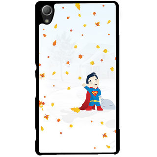 Instyler Digital Printed Back Cover For Sony Xperia Z5 Dual SONYZ5DDS-10116